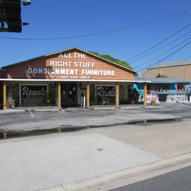All the Right Stuff Consignment Furniture - Vintage Thrift Shop