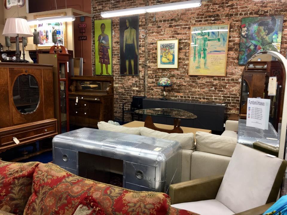 Threads Etc Resale Vintage Thrift Shop Directory